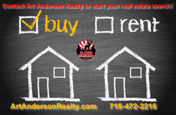 Wisconsin Real Estate Services - Buy or Rent, Contact Art Anderson Realty to help with your Real Estate Property Search